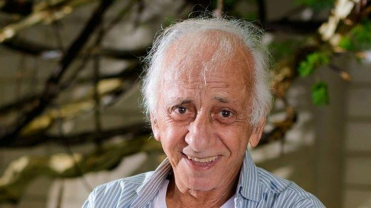 Ator Flávio Migliaccio, de 85 anos