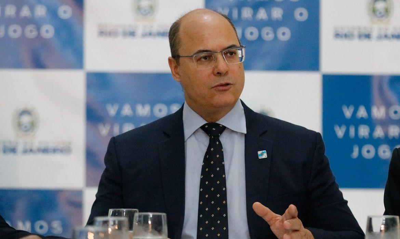 Wilson Witzel, governador do Rio de Janeiro.