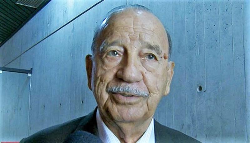 Ex-deputado estadual Juraci Leite