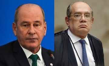 Ministro da Defesa diz que declaração de Gilmar Mendes é irresponsável e leviana