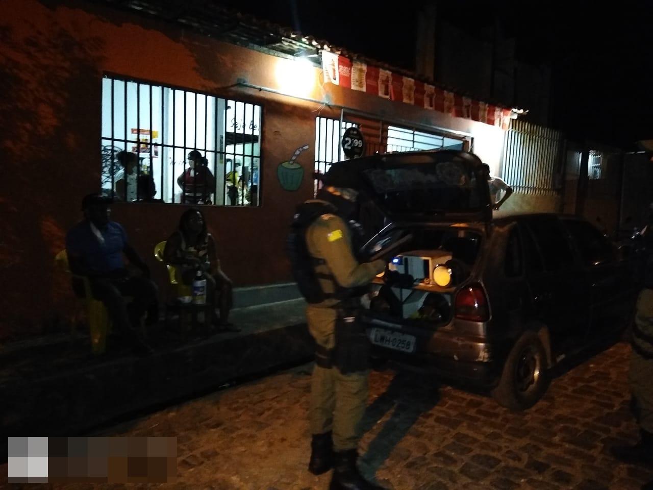O Batalhão de Policiamento Ambiental (BPA) realizou uma operação na zona Sul de Teresina.