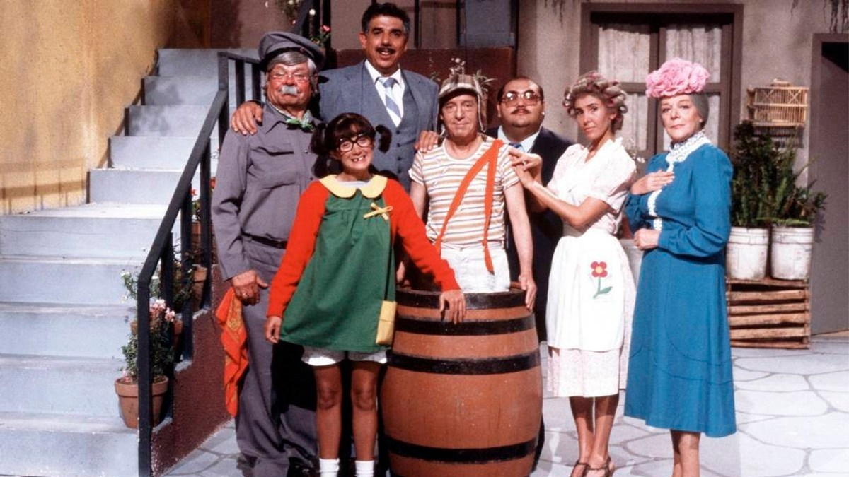 Elenco do Chaves