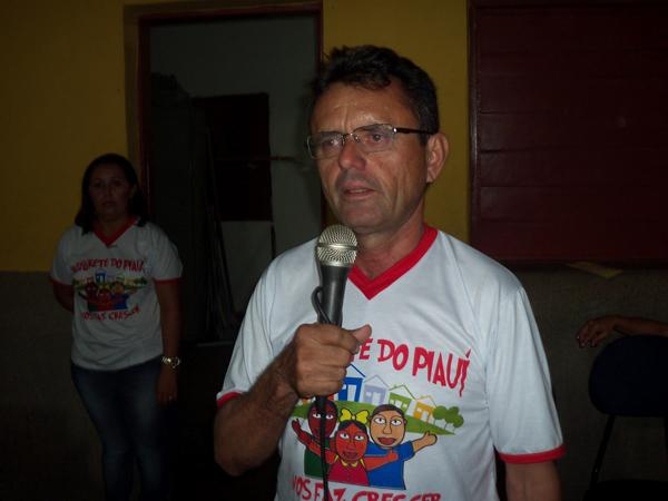 Ex-prefeito Joaquim Leal Neto(Imagem:Reprodução)
