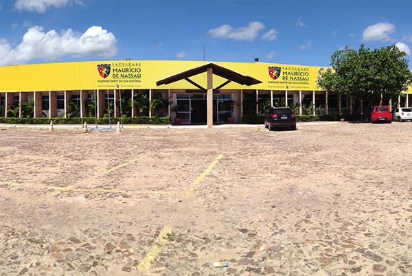 Faculdade Maurício de Nassau ? Unidade FAP Parnaíba.  (Imagem:Reprodução)
