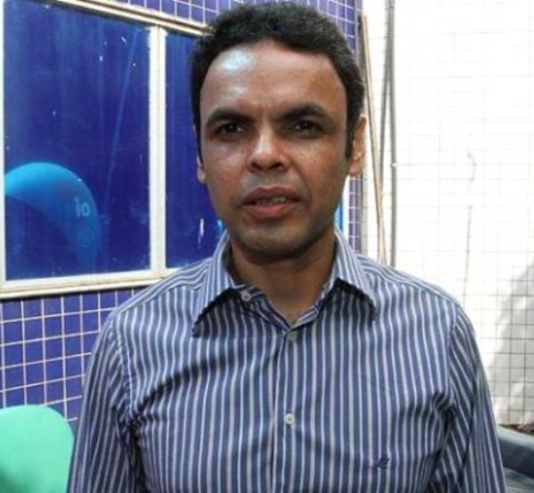 Prefeito Gil Carlos (PT)(Imagem:Reprodução)