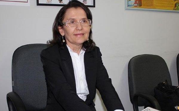 Promotora Leida Diniz.(Imagem:Reprodução)