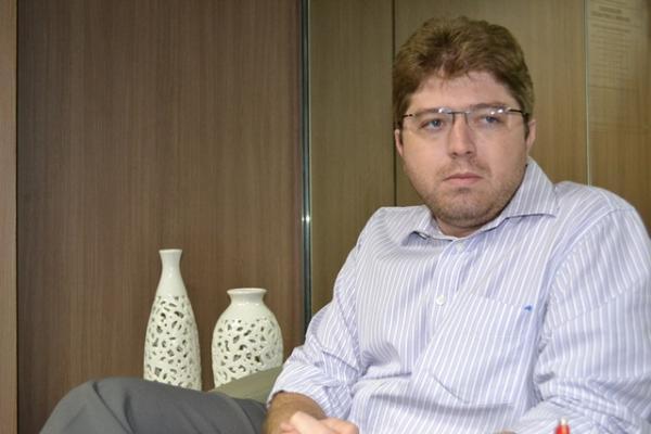 Rodrigo Martins, presidente da Câmara Municipal de Teresina (Imagem:Reprodução)